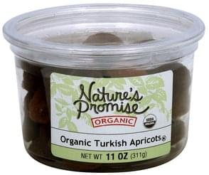Natures Promise Organic Turkish Apricots