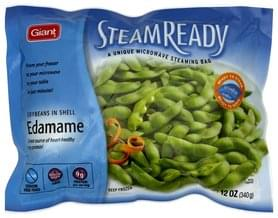 Giant Soybeans in Shell Edamame