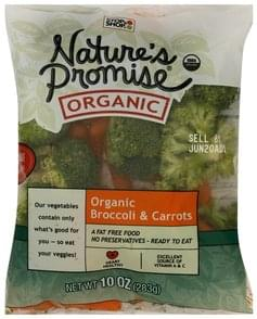 Natures Promise Broccoli & Carrots
