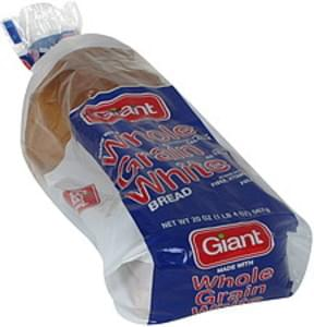 Giant Bread Whole Grain White