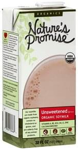 Natures Promise Soymilk Unsweetened