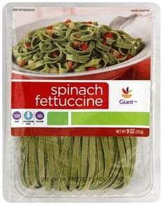 Giant Pasta Fettuccine, Spinach