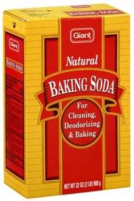 Giant Baking Soda Natural