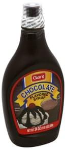 Giant Flavored Syrup Chocolate
