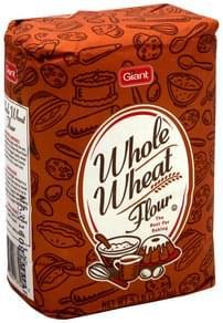 Giant Whole Wheat Flour