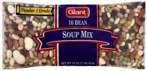 Giant Soup Mix 16 Bean