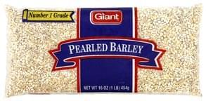 Giant Pearled Barley