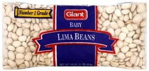 Giant Lima Beans Baby