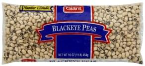 Giant Blackeye Peas