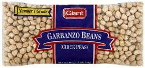 Giant Garbanzo Beans (Chick Peas)