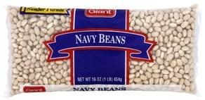 Giant Navy Beans