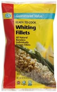 Guaranteed Value Whiting Fillets