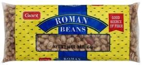 Giant Roman Beans