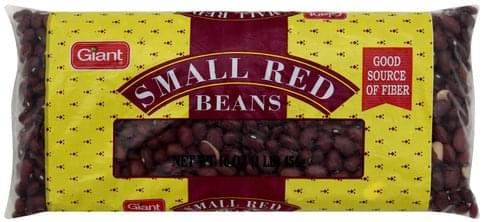 Giant Small Red Beans - 16 oz