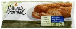 Natures Promise Baguettes Multigrain