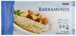 Giant Barramundi Fillets