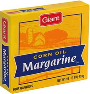 Giant Margarine Corn Oil