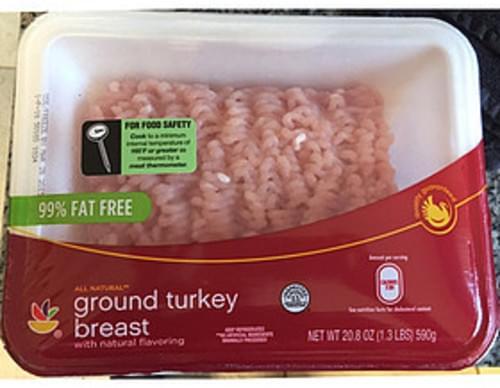 Giant Ground Turkey Breast - 112 g
