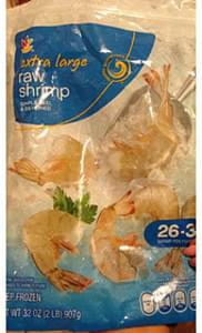 Giant Raw Shrimp Extra Large