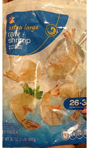 Giant Extra Large Raw Shrimp - 113 g