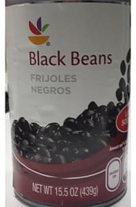 Giant Black Beans