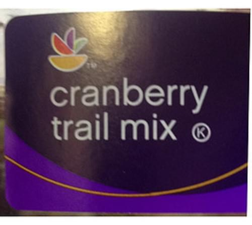 Giant Cranberry Trail Mix - 40 g