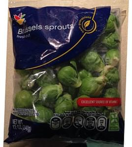 Giant Brussels Sprouts