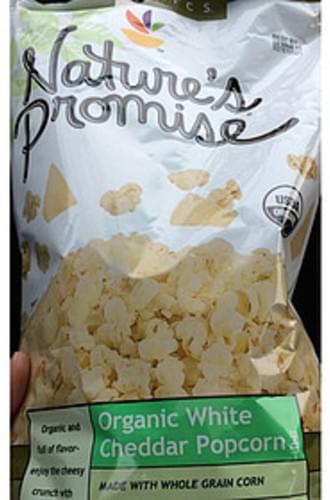 Promise Organic White Cheddar Popcorn