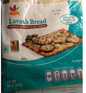 Giant Lavash Bread