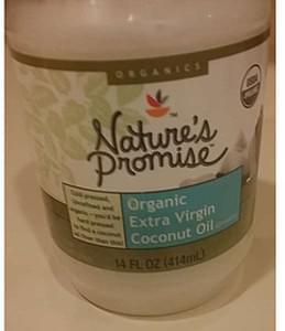 Foodhold USA Organic Extra Virgin Coconut Oil