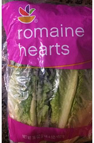 Giant Romaine Hearts - 85 g