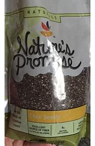 Giant Nature's Promise Chia Seeds