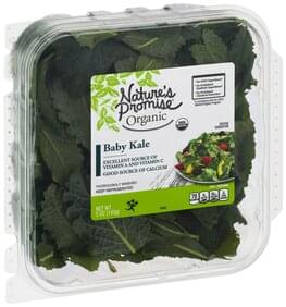 Nature's Promise Baby Kale Organic