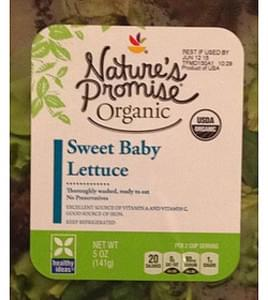 Ahold Sweet Baby Lettuce
