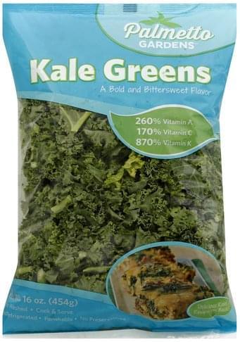Palmetto Gardens Kale Greens - 16 oz