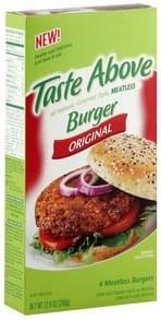 Taste Above Burger Original