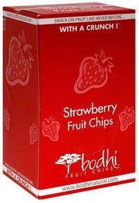 Bodhi Fruit Chips Strawberry