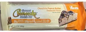 ANSI Cheesecake Protein Bar Chocolate Peanut Butter Cheesecake