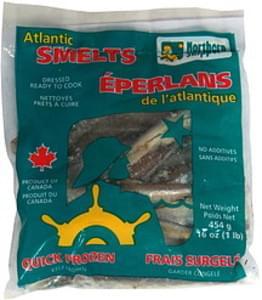 Northern Skipper Smelts Atlantic
