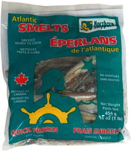 Northern Skipper Atlantic Smelts - 16 oz