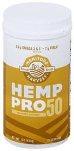 Manitoba Harvest Hemp Powder Pro 50