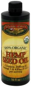 Manitoba Harvest Hemp Seed Oil