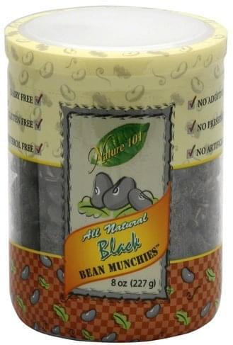 Nature 101 Black Bean Munchies - 8 oz