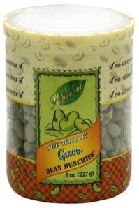 Nature 101 Bean Munchies Green