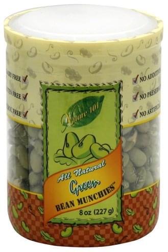 Nature 101 Green Bean Munchies - 8 oz