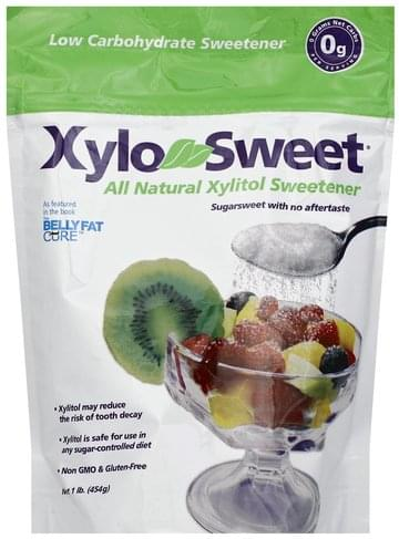 XyloSweet All Natural Xylitol Sweetener - 1 lb