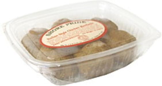 Shore Pride Chicken Meatballs Italian Style