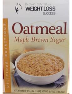 CFWLS Oatmeal Maple Brown Sugar