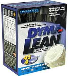 Dymatize Dyma-Lean Creamy Vanilla Shake