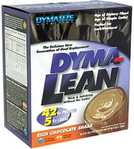 Dymatize Dyma-Lean Rich Chocolate Shake